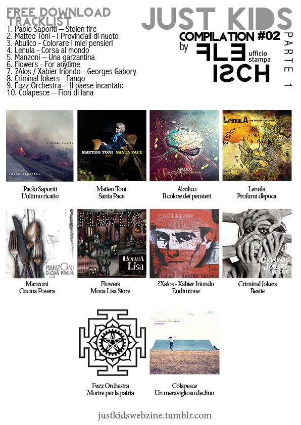 JK Compilation 2.1 Fleisch Agency
