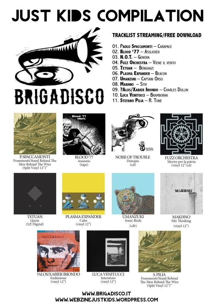 Just Kids compilation 9 by Brigadisco