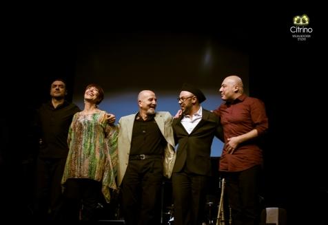 1 Copertina Milagro Acustico @ Auditorium Parco della Musica