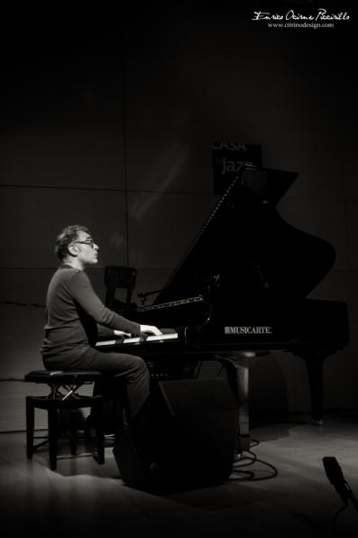 1 John De Leo e Fabrizio Puglisi @ Casa del Jazz (RM)