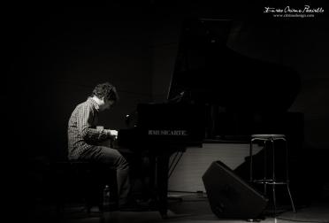 2 Enrico Zanisi @ Casa del Jazz (RM) 30.01.2014