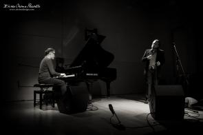 3 John De Leo e Fabrizio Puglisi @ Casa del Jazz (RM)