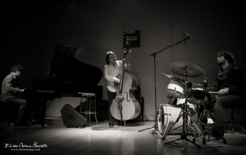 5 Copertina Enrico Zanisi @ Casa del Jazz (RM) 30.01.2014