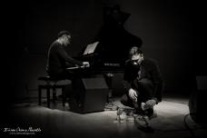 9 John De Leo e Fabrizio Puglisi @ Casa del Jazz (RM)