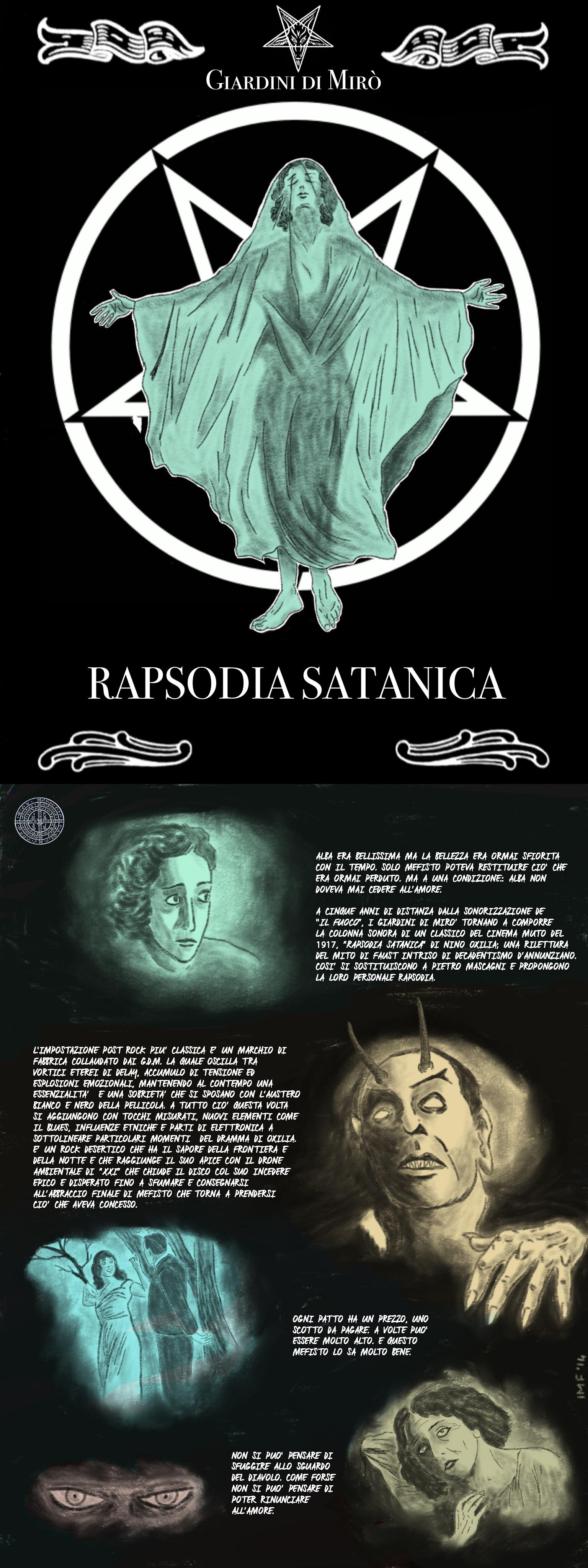 Giardini di Mirò - Rapsodia Satanica