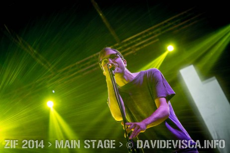 ZIF 2014 / Main Stage / i Cani